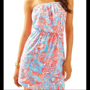 Lilly Pulitzer | Windsor Dress | Strapless